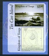 2014 - TONGA  - Mi. Nr. Block 75 - NH - ( **) - (K-EA-361369.1) - Tonga (1970-...)