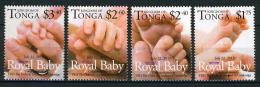 2014 - TONGA  - Mi. Nr. 1915/1918 - NH - ( **) - (K-EA-361369.1) - Tonga (1970-...)