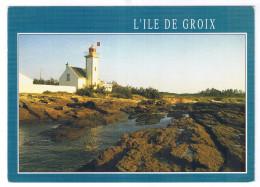 GROIX  LE PHARE DE LA POINTE DES CHATS - Groix