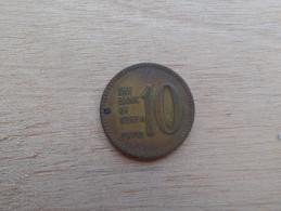 Koree Du Sud  10  Won  1969  Km 6 - Korea, South