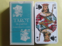 FFT (Féderation Française De Tarot) . Jeu De Tarot Neuf Dans Son étui Carton Sous Blister - Tarots