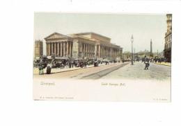 LIVERPOOL - Saint Georges Hall - Latarche - Animation - O.P.F. BERLIN - Liverpool