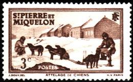 ST PIERRE ET MIQUELON  1938 -  YT 168  - NEUF* - St.Pierre Et Miquelon