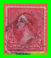 ESTADOS UNIDOS - UNITED STATES- ( AMERICA ) WASHINGTON  - SELLO  -  TWO CENT ... AÑO 1890 - América Central