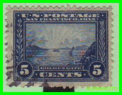 ESTADOS UNIDOS - UNITED STATES- ( AMERICA ) GOLDEN GATE  - FIVE  CENT ..AÑO 1913 - América Central