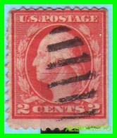 ESTADOS UNIDOS - UNITED STATES- ( AMERICA ) WASHINGTON  - SELLO  -  TWO CENT ... AÑO 1912 - América Central