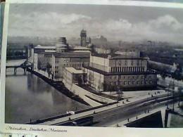 GERMANY  MUNCHEN  DEUTSCHE MUSEUM V1950 FN3370 - Muenchen