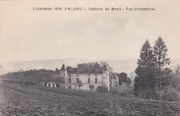 5T - 63 - Arlanc - Puy-de-Dôme - Chateau De Mons - Vue D'ensemble - N° 816 - France