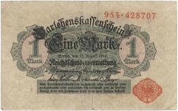 1 Mark / Eine Mark - German Empire - Year 1914 - [ 2] 1871-1918 : Impero Tedesco