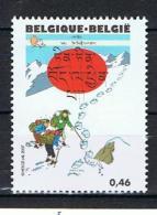 België 2007 Xxx Hergé Strip 3656 Kuifje In Tibet - Belgique