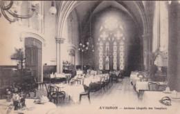 France Avignon Ancienne Chapelle Des Templiers Dining Room - Avignon