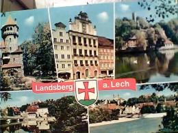 GERMANY LANDSBERG A LECH  VUES  V1973  FN3381 - Landsberg