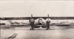 Photo 14-18 HOUTHEM (Comines-Warneton) - Escadrille C 74,  Un Avion Caudron G4 (A150, Ww1, Wk 1) - Comines-Warneton - Komen-Waasten