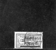 Memel , Timbres Merson Oblitere Du 15-12-22 - Memel (1920-1924)