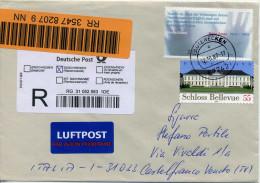 A186 2007 220 Hans Jonas + 55 Schloss Bellevue - [7] Federal Republic