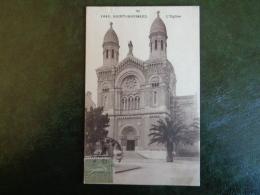 83 Saint-Raphaël Carte Postale L'Eglise - Saint-Raphaël