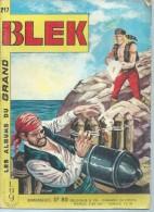 BLEK  N° 217   - LUG  1972 - Blek