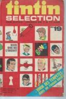 TINTIN SELECTION  N° 19   -  DARGAUD 1973 ( RIC HOCHET MAGELLAN / MICHEL VAILLANT ) - Tintin