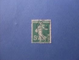 N° 137 - 1906-38 Sower - Cameo