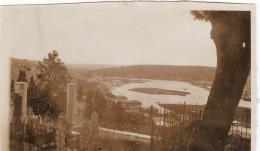 Photo Aout 1919 CONSTANTINOPLE (Istambul) - Le Bosphore, Stèles Du Cimetière D'Eyoub (A150) - Turquia