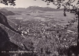Hohenems Mit Säntisgruppe, Vorarlberg (3176) - Hohenems