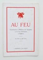 AU FEU - Contribution à L'HISTOIRE Des INCENDIES Et De Leur PRÉVENTION à ENGHIEN Du XVIIe Au XXe Siècle - Y. Delannoy - Pompiers