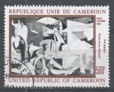 Cameroun 1981. Scott #C295 (U) Painting By Pablo Picasso (1881-1973) - Cameroun (1960-...)