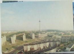 Vilnius - New Residential Areas - 1986 - Lituanie
