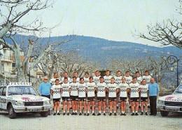 Sports > Cyclisme Equipe Peugeot Danguillaume Hezard - Radsport