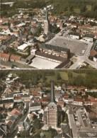 Diepenbeek :  2 Luchtopnames Centrum - Diepenbeek