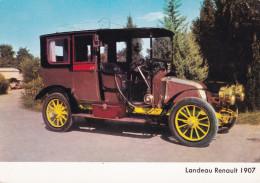 LANDEAU RENAULT 1907 /COLLEC. DESBORDES (dil252) - Cartes Postales