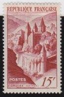 France   .      Yvert    .     792              .        **       .       Neuf   SANS  Charniere - France