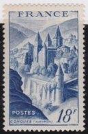 France   .      Yvert    .     805              .        **       .       Neuf   SANS  Charniere - France