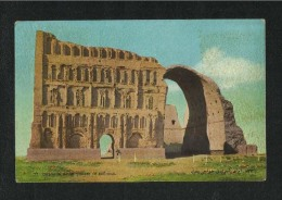IRAQ Old Ctesiphon In The Suburbs Of Baghdad Iraq Picture Postcard View Card - Irak