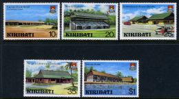 1980 - KIRIBATI - Mi. 358/362 - NH - (REG2875.....C) - Kiribati (1979-...)