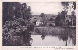 89 - Yonne -  Chablis - Les Bords Du Serein Et Le Moulin Du Patis - Chablis
