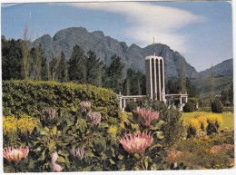 The Huguenot Memorial, Franschhoek - Die Hugenotengedenkteken - South Africa  / Suid-Afrika - Zuid-Afrika