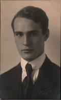 !  Ansichtskarte Ca. 1917, Günther Ramin, Leipzig, Photo Hofphotograph Hoenisch, Leipzig - Leipzig