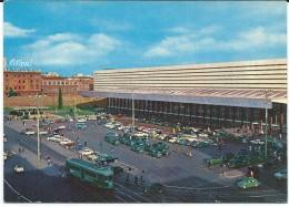 Italia > Lazio> Roma > Pantheon .Postcard Via Macedonia.nice Stamp - Panthéon