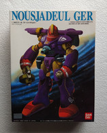 Nousjadeul Ger  1/144  ( Bandai ) - SF & Robots