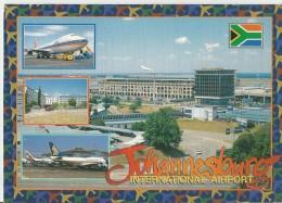 JOHANNESBURG INTERNATIONAL AIRPORT - Aerodromi