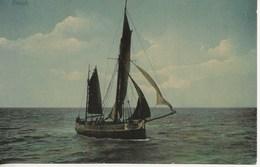 Ostende-Bateau De Pêche. - Pêche