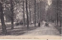 16/  7 / 148  -   CORMEILLES  EN  PARISIS ( 95 )   - ROUTE  DE  SANNOIS - Cormeilles En Parisis