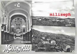MONTEGELLI - Multi Vues - +/- 1965 -               (4286) - Italie