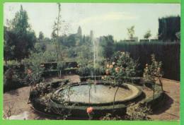 GRANADA / VISTA DE UNA DE LAS FUENTES / .... Carte écrite En 1959 - Granada