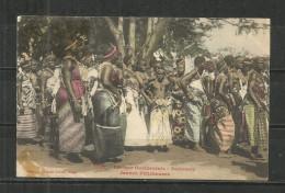 442b * DAHOMEY * JEUNES FETICHEUSES * MIT EINRISS **!! - Dahome
