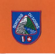 Bords Du Doubs - Rives Du Doubs - Doubs - SENTIERS DU DOUBS - FRANCE-SUISSE - Ecussons Tissu - Ecussons Tissu