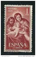 1959.- Edifil 1253 Perfecto - 1931-Hoy: 2ª República - ... Juan Carlos I