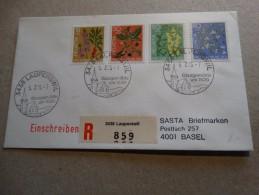 Suisse-recommandé - Végétaux