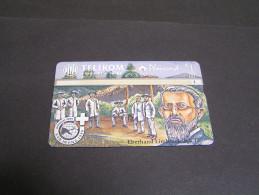 PAPUA 1996 5u Ederhand Limbrock; - Papua New Guinea